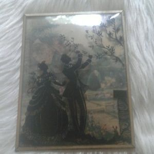 Set of vintage wall pictures $ 45.00 # 1204
